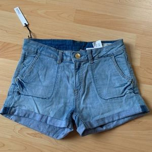 New Buffalo Jean shorts